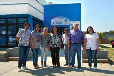B� N�stor Kirchner: el municipio don� un predio para la construcci�n de una comisar�a