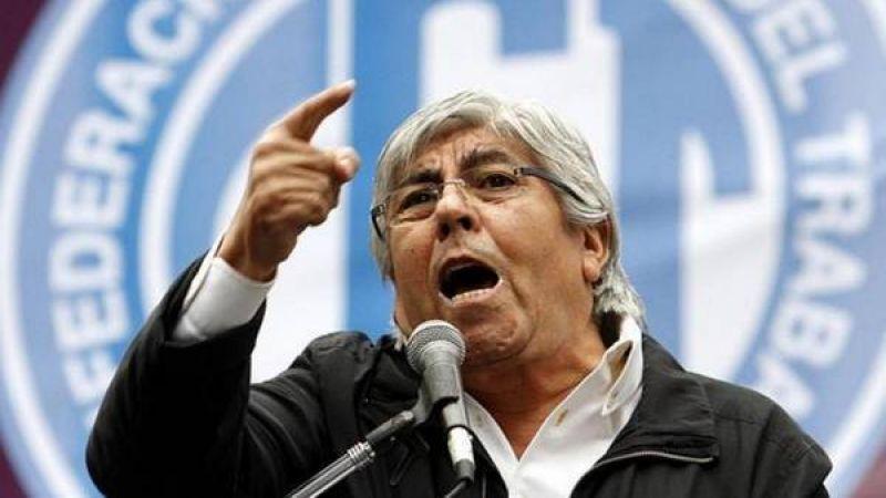 Hugo Moyano: �Despu�s de Independiente me animo a todo�