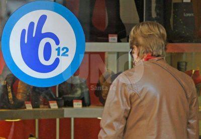 Comerciantes santafesinos aseguraron que por el Ahora 12 las ventas crecieron m�s del 30%