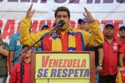 Nicolás Maduro amplió el estado de excepción en la frontera con Colombia