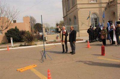 Francisco Madero festejó con la inauguración de la obra de gas natural el 121 aniversario