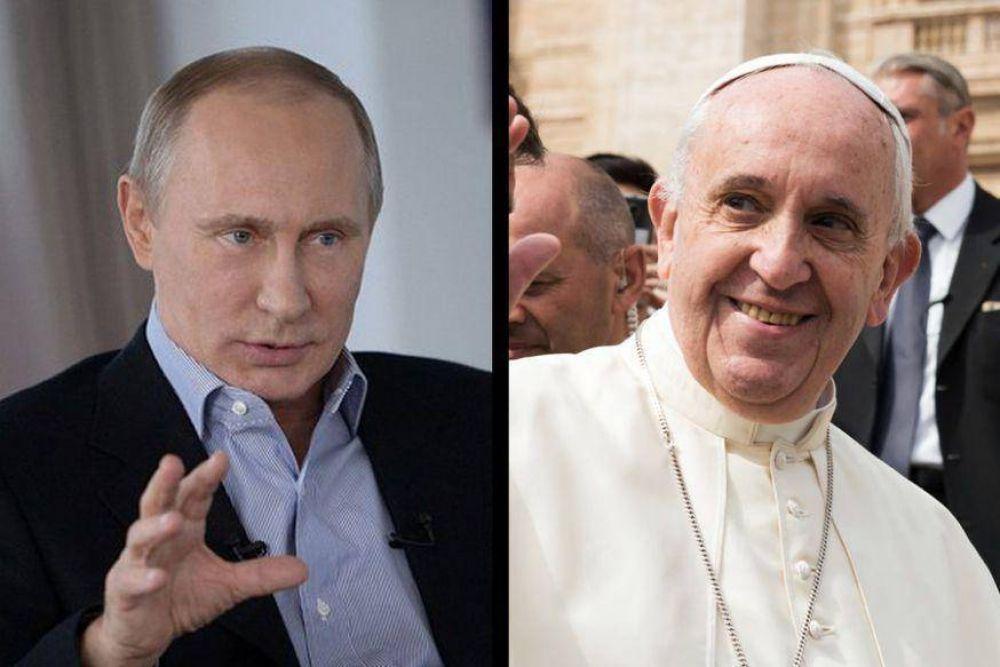 Papa Francisco no encontrará las FARC en Cuba, ni a Putin en EEUU
