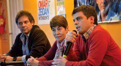 """Zeidán: la premisa es """"ordenar"""" el Municipio"""