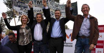 Macri volvió para juntar $ 2,5 millones para su campaña