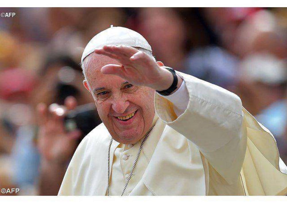 Papa: Cuba y EEUU, misión para la que me dispongo con gran esperanza