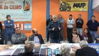 Berisso: Slezack afina la campaña por Juan Ignacio Mincarelli