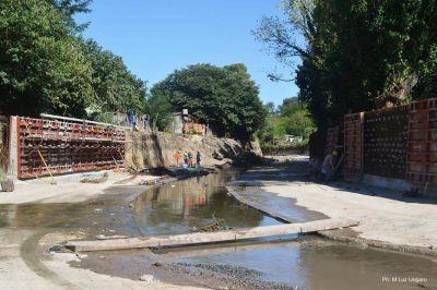 Scioli solicitó ampliar endeudamiento para la ejecución de obras hidráulicas
