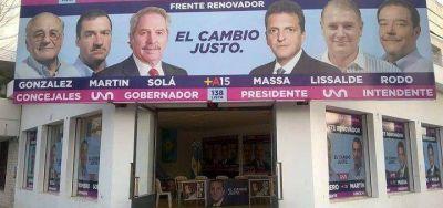 Bolívar: candidato a concejal de UNA renunció a la lista pero seguirá apoyando a Massa y Solá