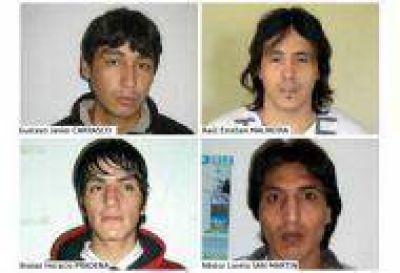 Se escapó del Penal de Viedma un interno de Bariloche junto a otros tres reclusos