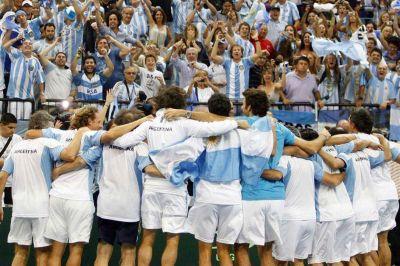 Se viene otra: 7 semifinales inolvidables de la Argentina en la Copa Davis
