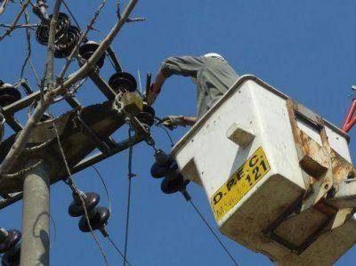 DPEC interrumpirá el suministro de energía en el barrio Galván, Juan de Vera y Virgen de los Dolores