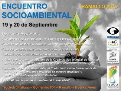 Encuentro Socio Ambiental Ramallo 2015