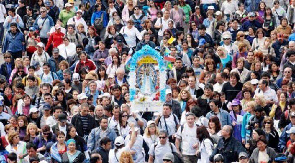 Argentina: Miles participarán en peregrinación nacional juvenil a la Virgen de Luján