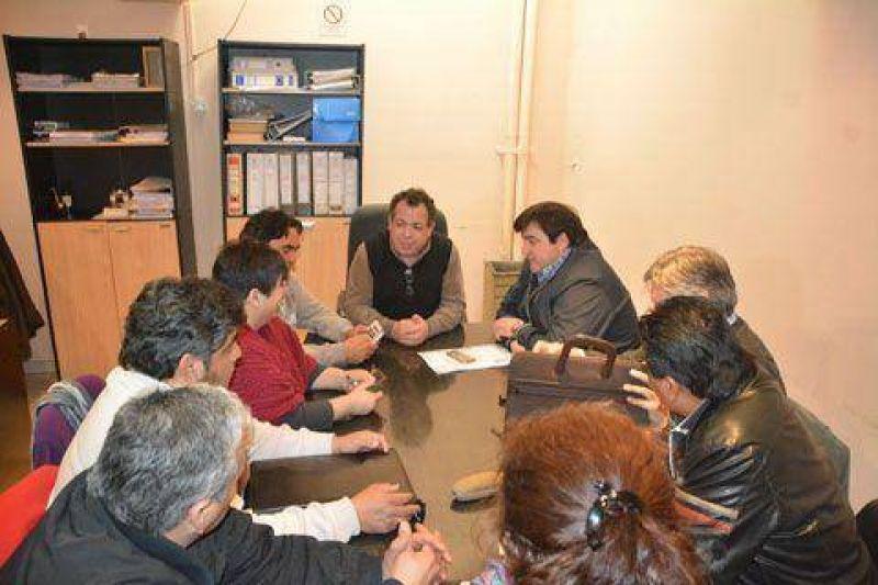 Tras un extenso conflicto, hubo acuerdo en paritaria municipal