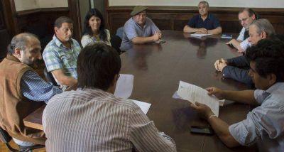 Diputados avanzarán con iniciativas legislativas para favorecer la agricultura familiar
