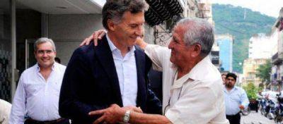 Mauricio Macri arribó a Salta y recibirá a productores