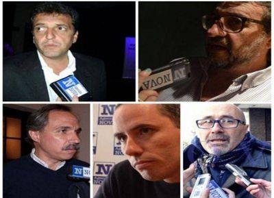 Massa se negó a unificar lista en La Plata por amenaza de Amondarain: