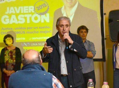 El viernes 18 en Deportivo, Gastón presenta el Plan Local de Seguridad