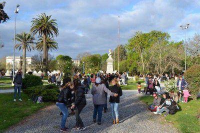Mar Chiquita recibir� la primavera con jornadas para las familias en las plazas