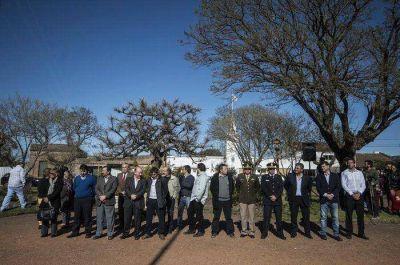 Cacharí celebró el 119º aniversario de su fundación