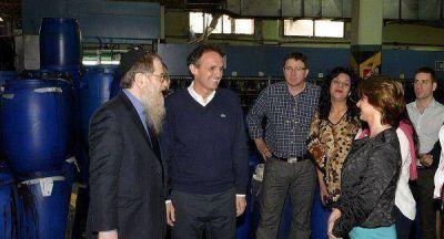 Katopodis continúa impulsando la industria de General San Martín