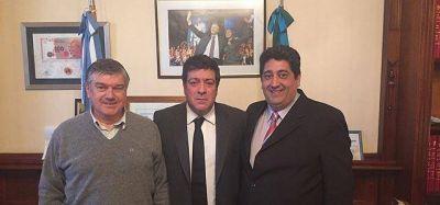 Simonetti y Peñaloza también dejaron el FR y apoyaron a Scioli