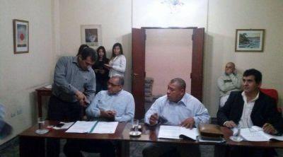 El CD de Valle Viejo aprobó la adhesión al 82% móvil