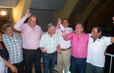 Alfredo Gerry lanzó candidatura a la Intendencia