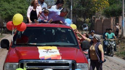 Desde Salta, Mauricio Macri pidió terminar con