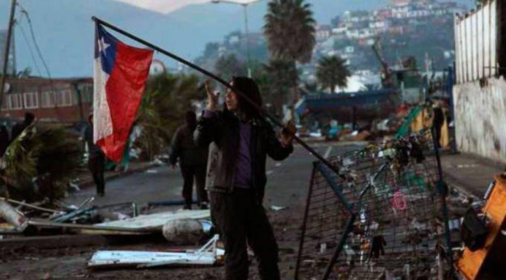 Terremoto en Chile: Iglesia abre sus puertas para acoger afectados