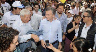 """Macri: """"El Gobierno trata que crezca Massa para evitar el ballotage"""""""