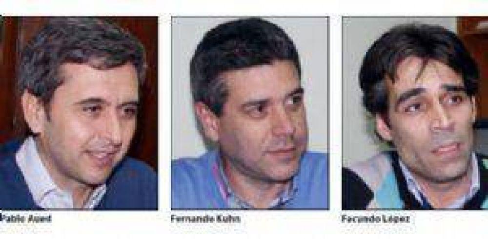 Candidatos locales se mostraron a favor de la decisión de la Justicia