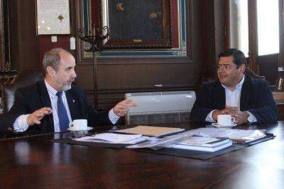 Avance en la firma de un importante convenio entre la Provincia, la Municipalidad de Mar Chiquita y la Universidad Nacional de La Plata