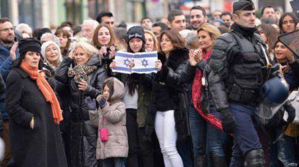 El 70 por ciento de los judíos europeos oculta su religión