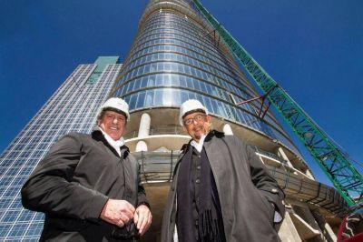 Banco Macro avanza con la construcción de su Torre Corporativa