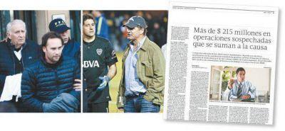 FIFA-Gate: la justicia imputó a Burzaco y los Jinkis por lavado