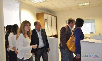 El IPS estren� nuevas oficinas y anunci� incrementos para jubilados de 8 comunas