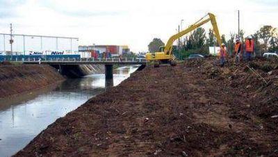 Aprueban nuevo pedido de deuda para obras hídricas de La Plata