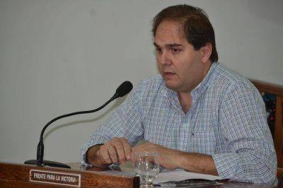 El Concejal Víctor Antón le apuntó al edil Gabella por sus declaraciones