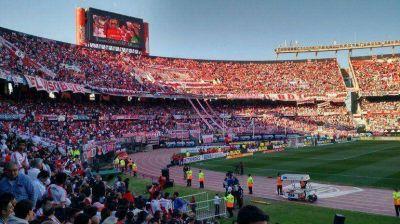 Allanan el Monumental por el ingreso de hinchas sin entradas a la final de la Copa Libertadores