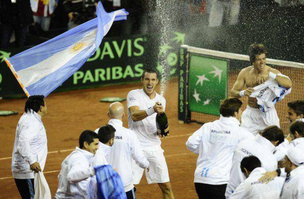 El dobles argentino se juega un punto clave en busca de la final de la Davis