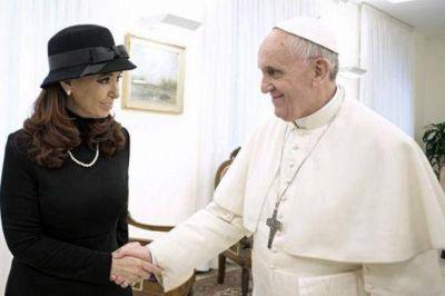 Cristina llegó a La Habana para presenciar la misa del papa Francisco en sus histórica visita a la isla