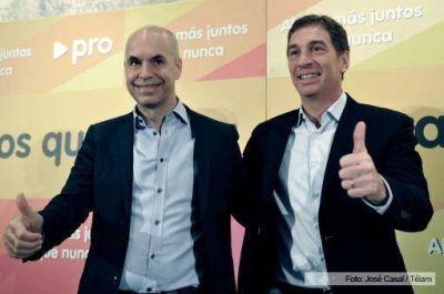 Santilli y Rodríguez Larreta son los más comprometidos con los contratos que le dieron a Niembro