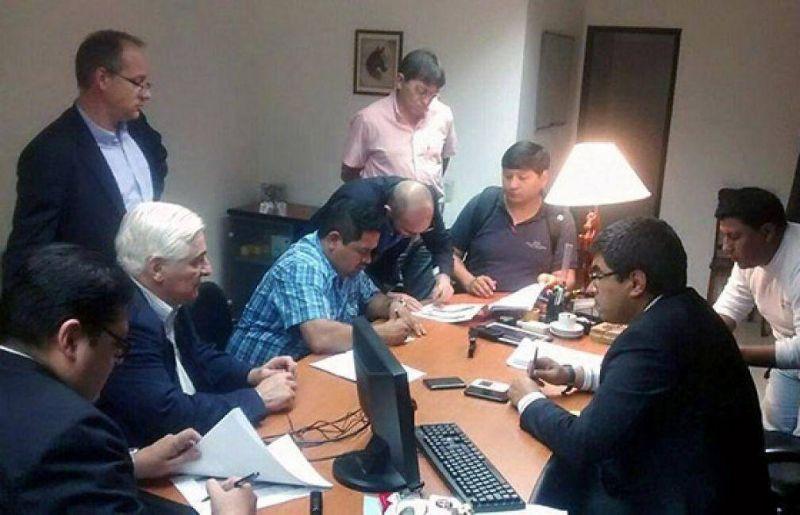Trabajadores de El Tabacal aprobaron el convenio y vuelven al trabajo