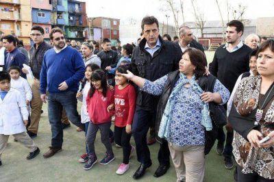 El ex intendente de Tigre modific� su plan de campa�a en la Ciudad.