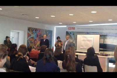 Se realizaron las primeras Jornadas Regionales de Salud Comunitaria