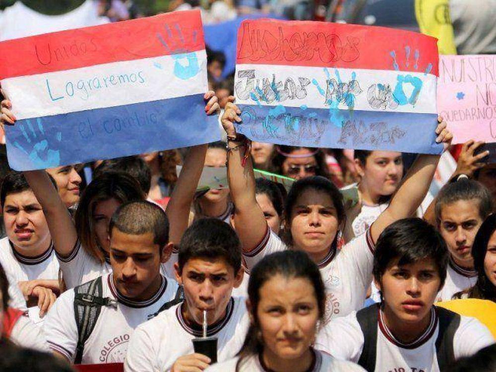 CEP felicita a estudiantes y recuerda mensaje del Papa