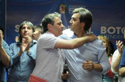 "Leonardo Boto: ""Quiero que Ariel Notta sea mi secretario de Gobierno"""