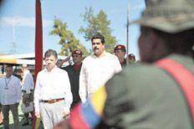 Santos y Maduro se ven en Quito