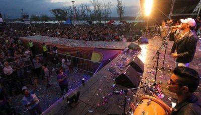Miles de chicos coparon los festejos